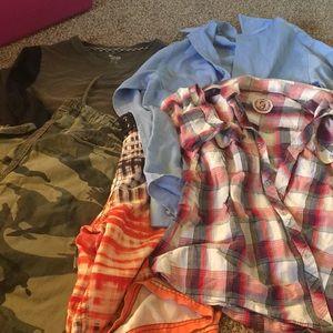 Other - Boys size 12-16 clothing bundle